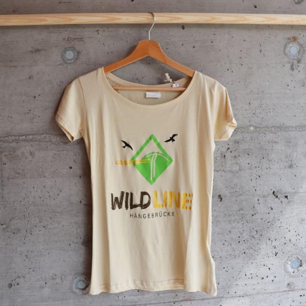 Shirt WILDLINE bunt Damen